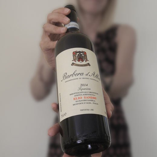 Barbera Superiore DOC